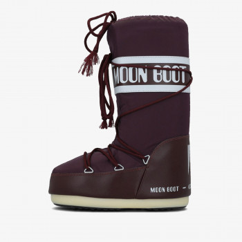 MOON BOOT Čizme MOON BOOT NYLON BURGUNDY
