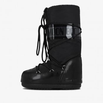 MOON BOOT Čizme MOON BOOT GLANCE BLACK