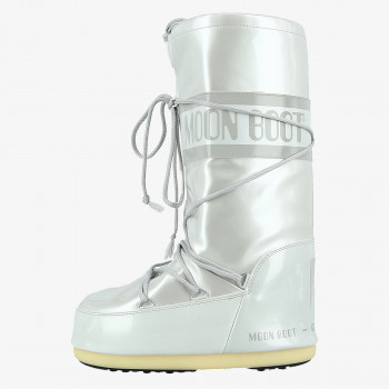 MOON BOOT Čizme MOON BOOT VINILE MET. WHITE