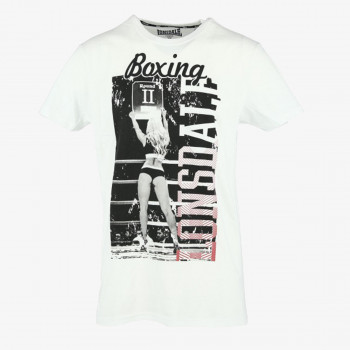LONSDALE Majica LNSD ROUND TEE