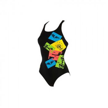 ARENA Kupaći kostim jednodjelni W VACANZE ROMANE ENERGY BACK ONE PIECE
