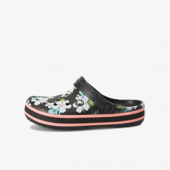 CROCS Papuče CROCS CROCBAND SEASONAL GRAPHIC CLOG