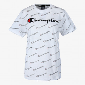 CHAMPION Majica ALL OVER T-SHIRT