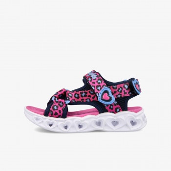 SKECHERS Sandale HEART LIGHTS SANDAL-SAVVY CAT