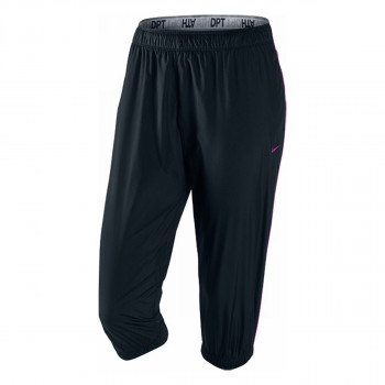 NIKE TAFFETA SIDE PIPING CAPRI