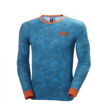 HELLY HANSEN Dukserica HH ACTIVE FLOW LS GRAPHIC
