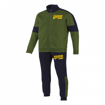 PUMA Trenerka PUMA REBEL BLOCK SWEAT SUIT