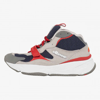 ELLESSE Patike AURANO MID SUED AM GRY/BLU/RED