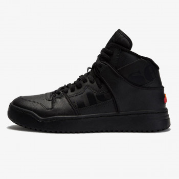 ELLESSE Patike ASSIST HI LTHR AM BLK/BLK/BLK