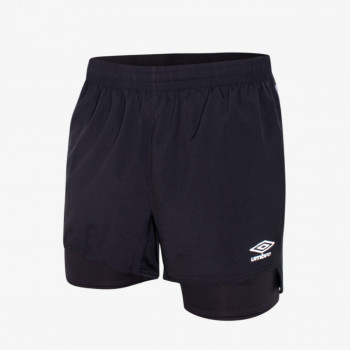 UMBRO Šorc ELITE TRAINING HYBRID WOVEN SHORT