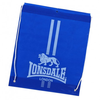 LONSDALE Vrećica za trening LONSDALE CARRY SACKS 62 BLUE/WHITE