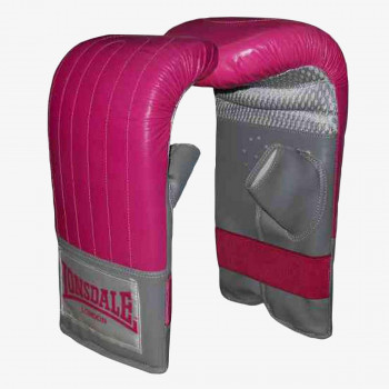 LONSDALE Rukavice LONSDALE LEATHER MITTS