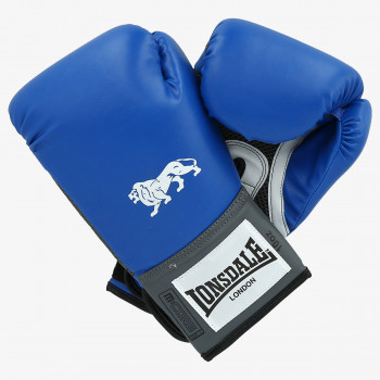 LONSDALE Rukavice LONSDALE PRO TRAIN GLV BLUE 10OZ