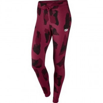 NIKE Pantalone W NSW MODERN PANT TIGHT AOP