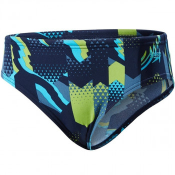 SPEEDO Kupaće gaće ALLOVER 6.5CM BRIEF