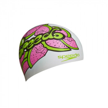 SPEEDO Kapa za plivanje JUNIOR SLOGAN CAP