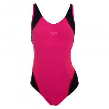 SPEEDO Kupaći kostim jednodjelni SPEEDO FIT SPLICE MUSCLEBACK