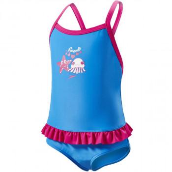SPEEDO Kupaći kostim jednodjelni FRILL SUIT