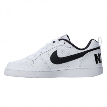 BOYS' NIKE COURT BOROUGH LOW (GS) SHOE