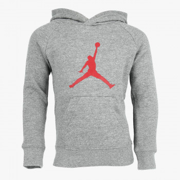 JDB JUMPMAN LOGO FLEECE PO