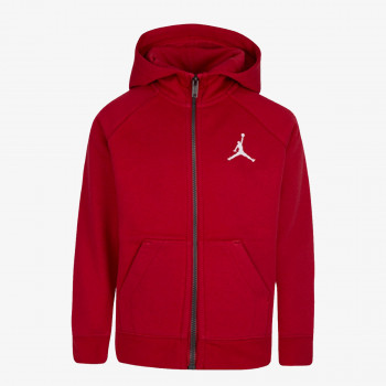 NIKE Dukserica JDB JUMPMAN FLEECE FULL ZIP