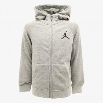 NIKE Dukserica JDB JUMPMAN LOG FT FULL ZIP