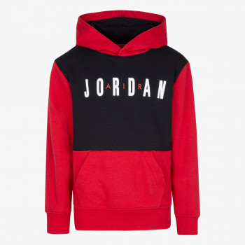 NIKE Dukserica JDB JUMPMAN AIR FT PO
