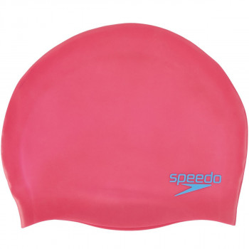SPEEDO Kapa za plivanje PLAIN MOULDED SILICONE JUNIOR