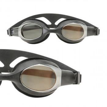 SLAZENGER Naočare za plivanje SLAZ FIN MIRROR JNR00