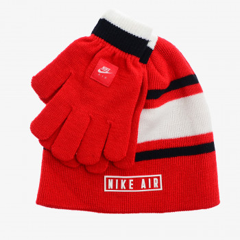 NIKE Set NAN NIKE AIR BEANIE SET