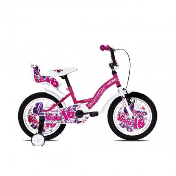 CAPRIOLO Bicikl VIOLA 16