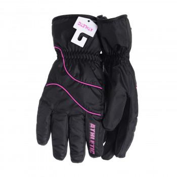 ATHLETIC Rukavice Athletic Ski Glove Ld Black