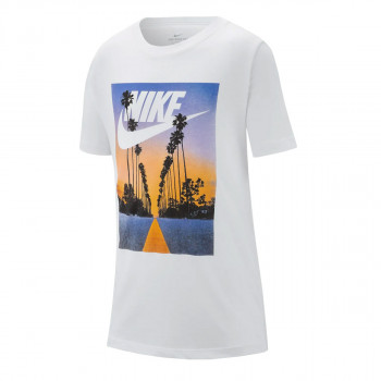 NIKE Majica B NSW TEE PALM TREE+FUTURA