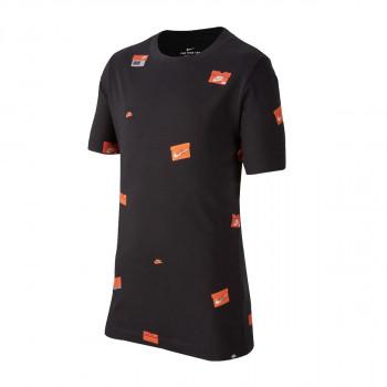 NIKE Majica B NSW TEE SHOEBOX AOP