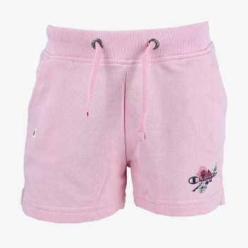 CHAMPION Šorc GIRLS FLOWER SHORTS