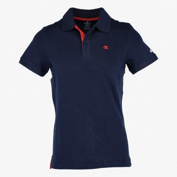 CHAMPION Polo Majica LOGO POLO T-SHIRT