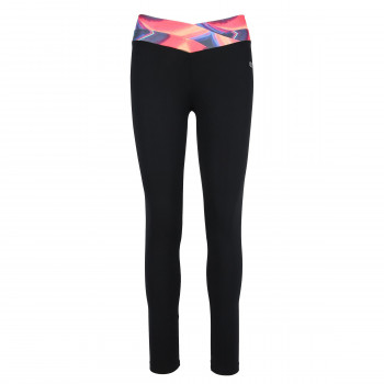 CHAMPION Helanke GYM  PRINTED WAIST LEGGINGS