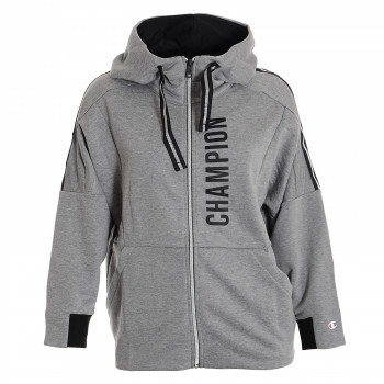 CHAMPION Dukserica LADY SHINE FULL ZIP HOODY