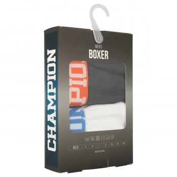 CHAMPION Bokserice UNDERWEAR FLUO BOXER 2/1