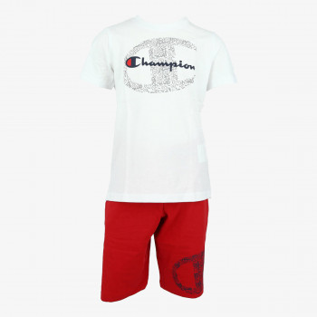 CHAMPION BOYS LOGO SET