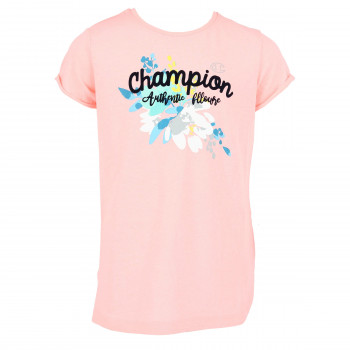 CHAMPION Majica FLOWER T-SHIRT