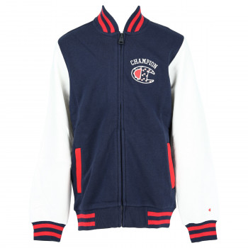 CHAMPION Dukserica URBAN LOGO COLLEGE FULL ZIP