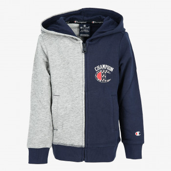 CHAMPION Dukserica URBAN LOGO FULL ZIP HOODY