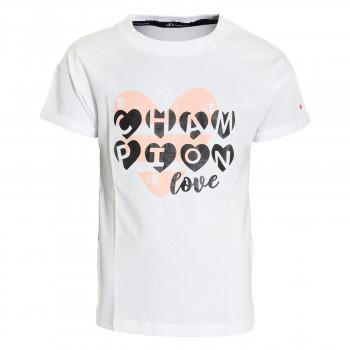 CHAMPION Majica HEARTS T-SHIRT