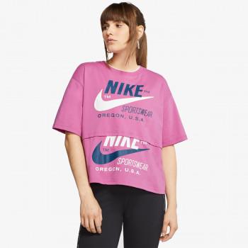 NIKE Majica W NSW ICN CLSH SS TOP