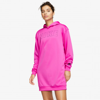 NIKE Haljina W NSW AIR HOODIE DRESS PK