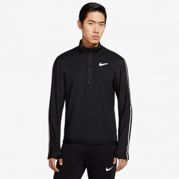 NIKE Majica dugih rukava M NK WILD RUN ELEMENT TOP LS