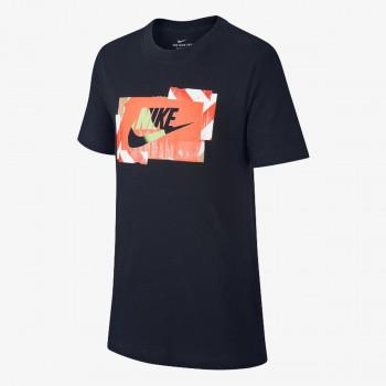 NIKE Majica B NSW TEE FUTURA HAZARD