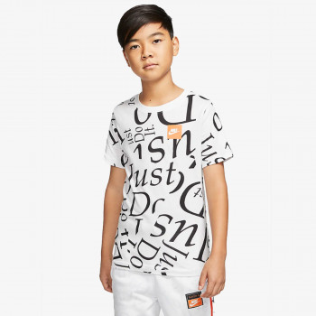 NIKE Majica B NSW TEE AOP JDIY