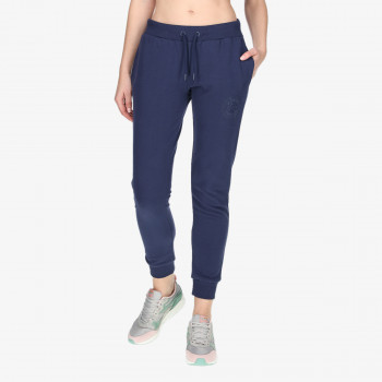 ELLESSE LADIES ESSENTIALS CUFFED PANTS